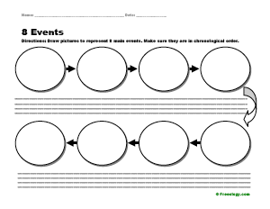 8 Events Sequence Organizer