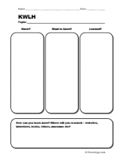 sq3r template - graphic organizers freeology
