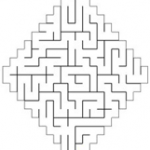 Diamond Maze Example