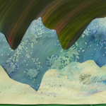 Norther Lights Art Project