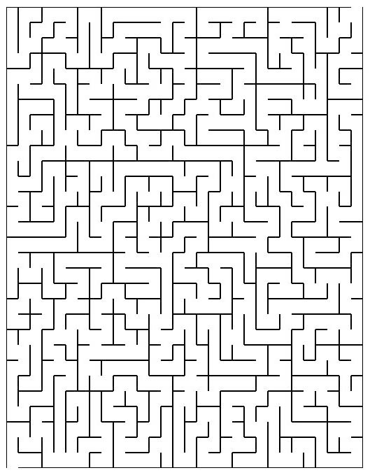 Printables Maze Printable Worksheets printable mazes freeology rectangle maze 3