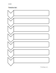 Sequence Graphic Organizer