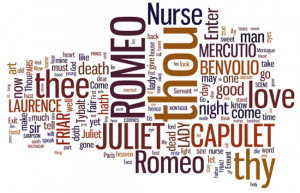 Romeo and Juliet Wordle