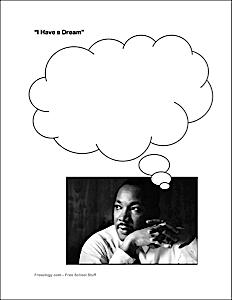 I Have A Dream Speech Text Printable - Exemple de Texte