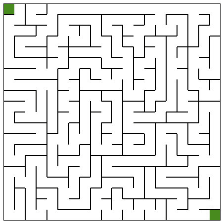 picture about Rectangle Printable titled Printable Mazes - Freeology