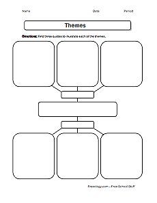 Theme Worksheet - Freeology