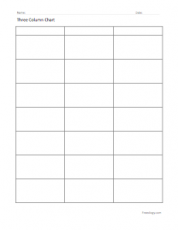 graphic regarding Lined Paper With Columns Printable identify Impression Organizers - Freeology